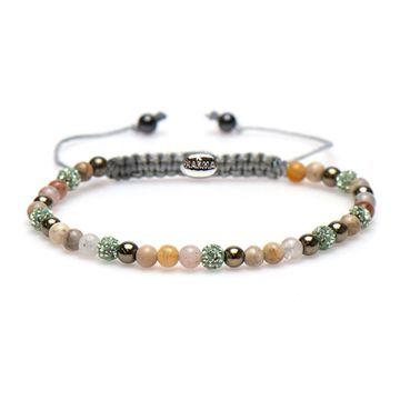 Spiral Genuine Green xxs (green crystal)