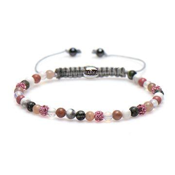 Spiral Precious Pink xxs (pink crystal)