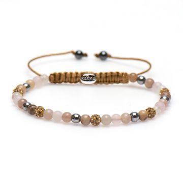 Spiral Golden Girl xxs (gold crystal)