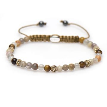 Spiral Amar xxs (gold crystal)