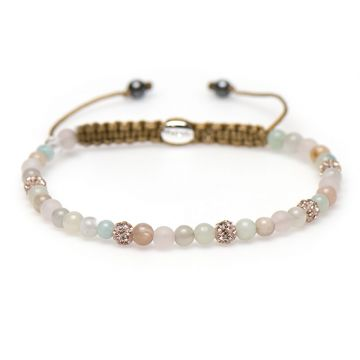 Spiral Blossom xxs (rose crystal)