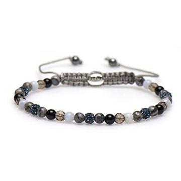Spiral Oceans Away xxs (Blue crystal)