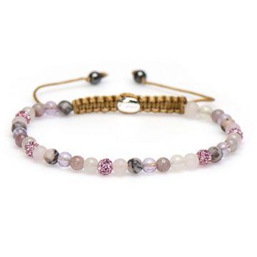Spiral Erica xxs (pink crystal)