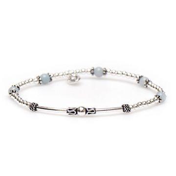 XS Balistyle Bracelet Silver Blue
