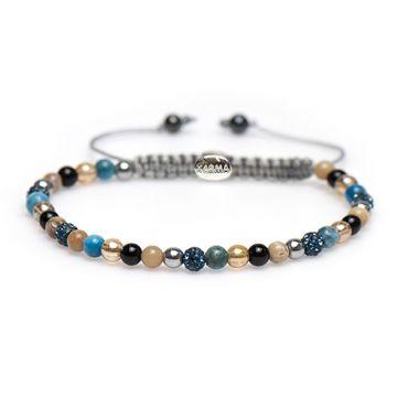 Spiral Zoey xxs (blue crystal)