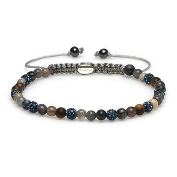 Spiral Faye xxs (blue crystal)