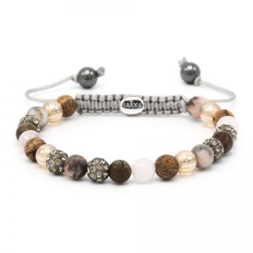 Spiral Late Summer XS (grey crystal)