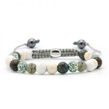 Spiral Ocean Queen XS (green crystal)