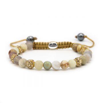 Spiral Pastels XS (gold crystal)