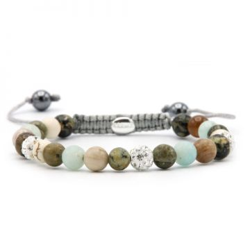 Spiral Shopping Spree XS (white crystal)