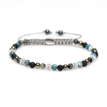 Spiral Mandy xxs (white crystal)