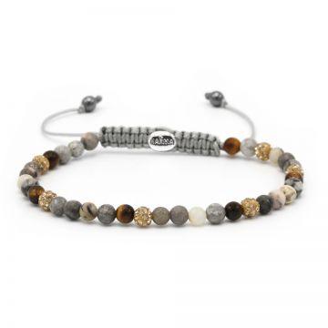Spiral Brilliance xxs (gold crystal)