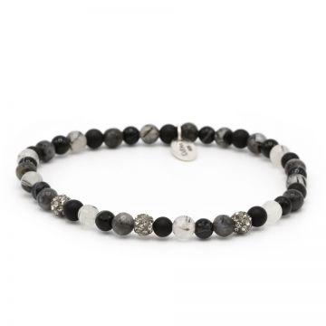 Spiral Fairy Tale xxs elastic (grey crystal)