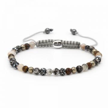 Spiral Romance xxs (grey crystal)