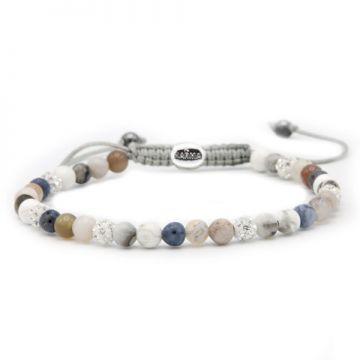 Spiral Blue Moon XXS (white crystal)