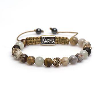 Spiral Amar m (gold crystal)