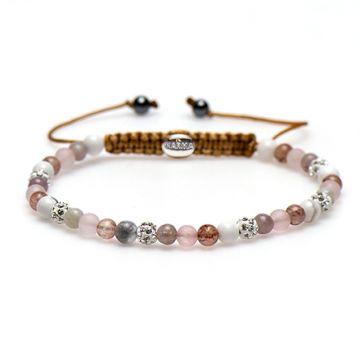 Spiral Best Blush xxs (white crystal)