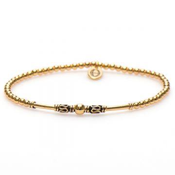 XS Balistyle Bracelet Goldplated