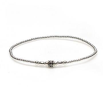 XS Balistyle Bracelet Silver Bead