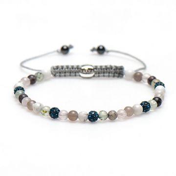 Spiral Blue Bailey xxs (blue crystal)