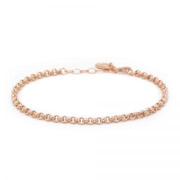 Bracelet Silver Roseplated