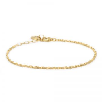 Bracelet Silver Goldplated