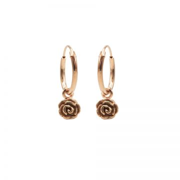 Hoops Symbols Flower Rose Roseplated