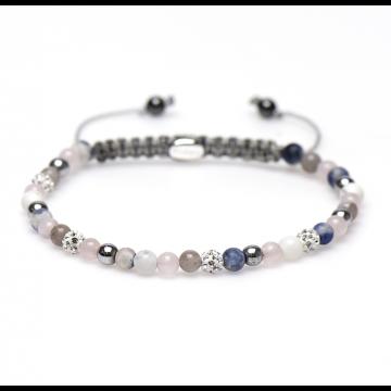 Spiral Daisies xxs (white crystal)