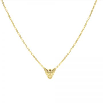 Necklace Leopard Goldplated