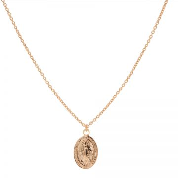Necklace Maria Roseplated 50-57CM